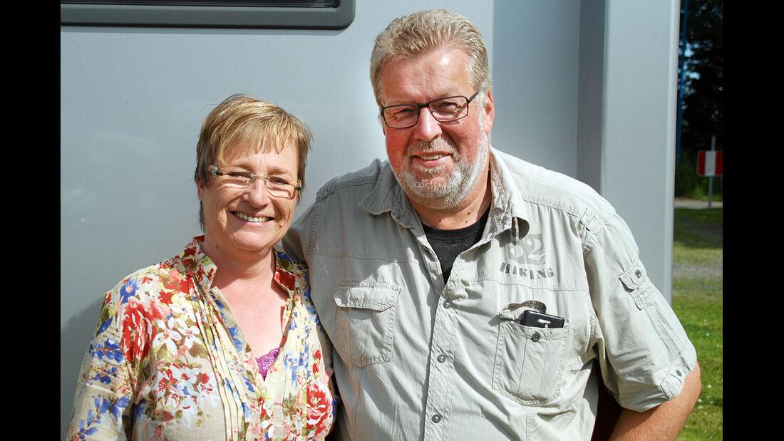 Stellplatz-Tipp: Bedburg, Heike und Horst Verhoeven