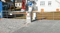 Stellplatz-Tipp: Elsfleth, Entsorgung