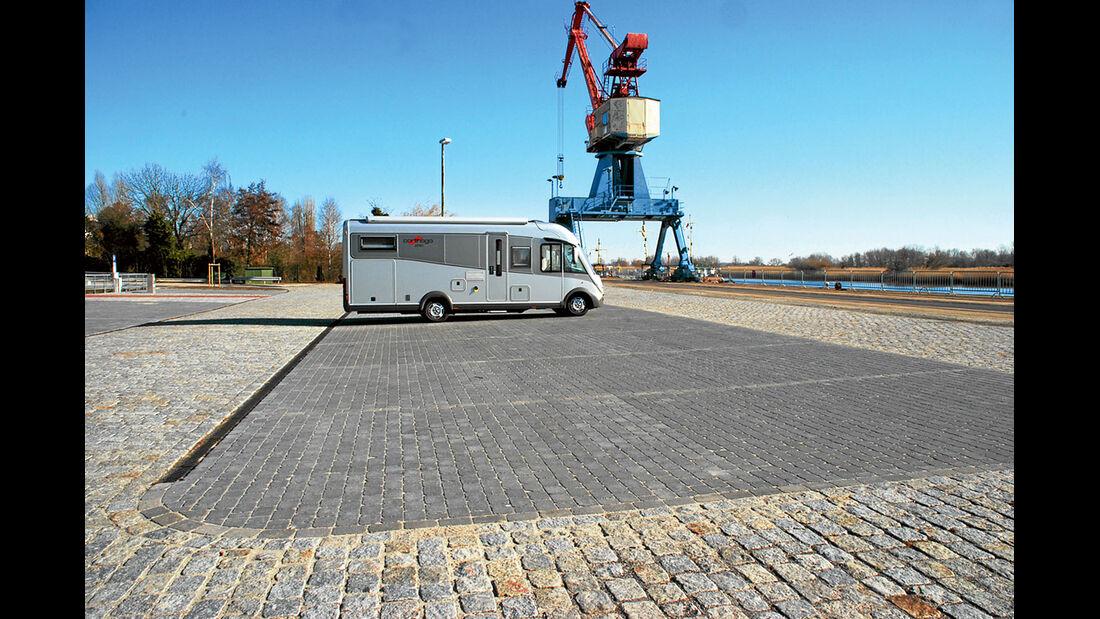 Stellplatz-Tipp: Elsfleth, Stellplatz