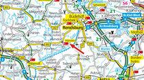 Stellplatz-Tipp: Hörsten, Karte