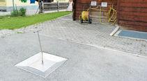 Stellplatz-Tipp: Livigno, Entsorgung
