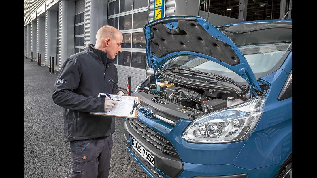 """""""Ford Transit24"""": Neue Initiative wird Messlatte für Leistung und Service im Nutzfahrzeugbereich spürbar anheben"""