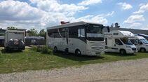 1.Reisemobilstellplatz Wien
