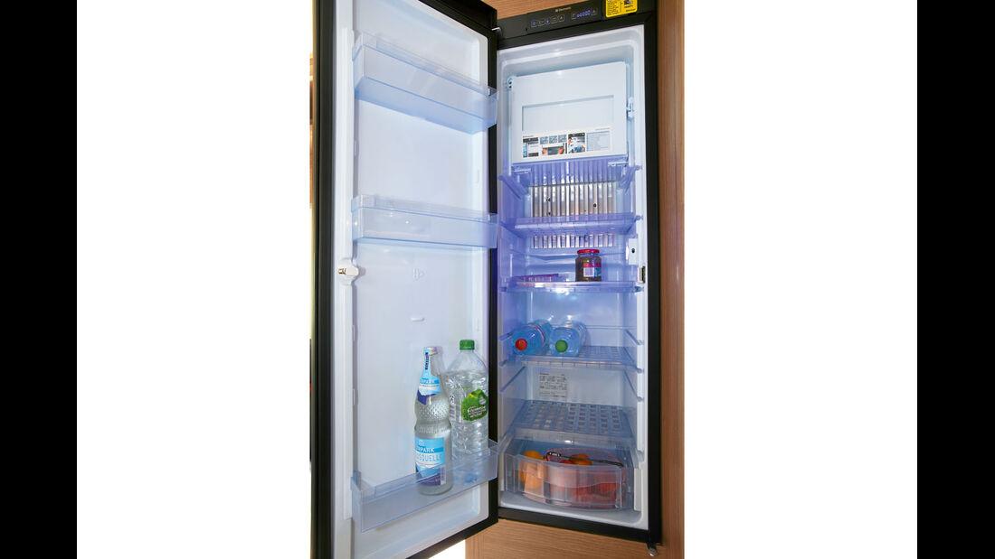 139 Liter großer Kühlschrank beim Malibu T 460