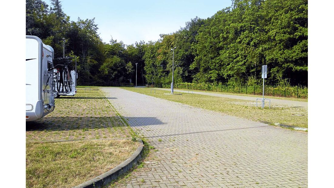 18209 BAD DOBERAN Stellplatz am Jagdhaus