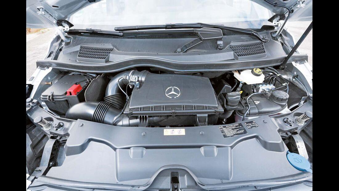 190-PS-Diesel beim Mercedes Marco Polo