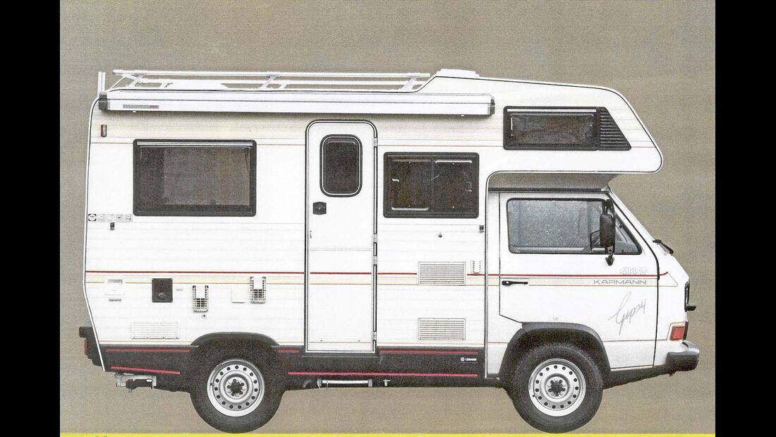 1991 gab's den Allrad-Gipsy für 80.420 DM.