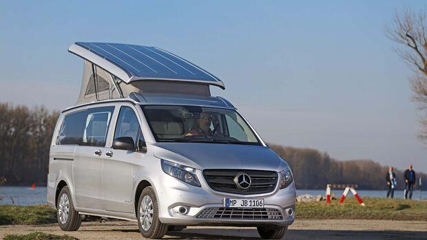 1O kompakte Campingbusse