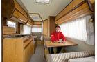 30 Jahre promobil, Dethleffs Globetrotter CD-S/Globebus T 4, Vergleichstest