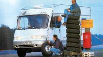 30 Jahre promobil: Technischer Fortschritt