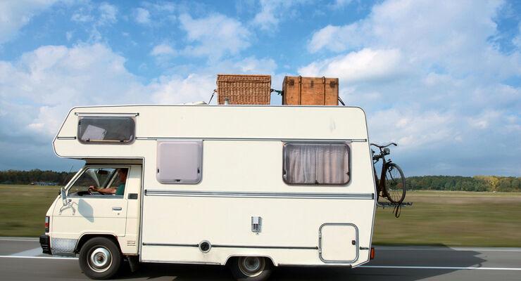 Gebrauchte Wohnmobile Werden Immer Beliebter Promobil