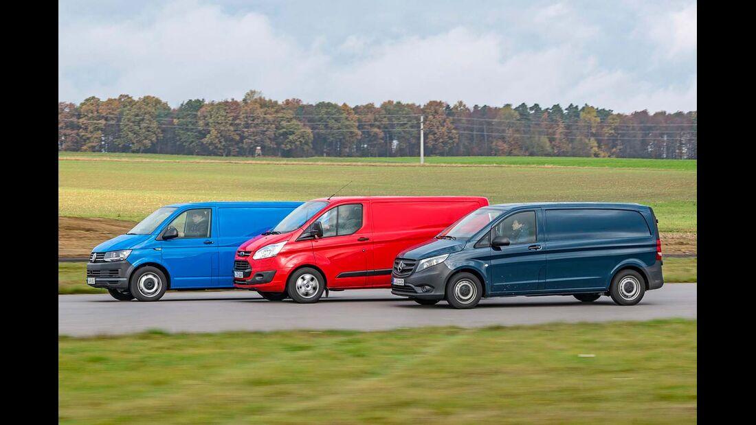 42 Prozent aller Neuzulassungen für VW T6 im Midsize-Van-Segment