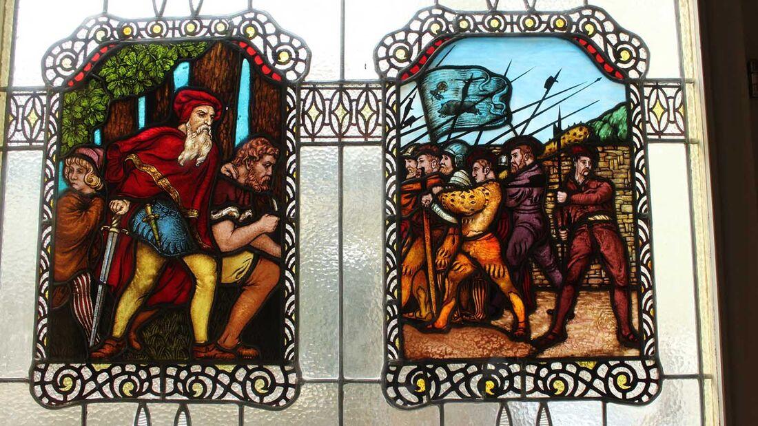 650 Jahre Überfall Bad Wildbad