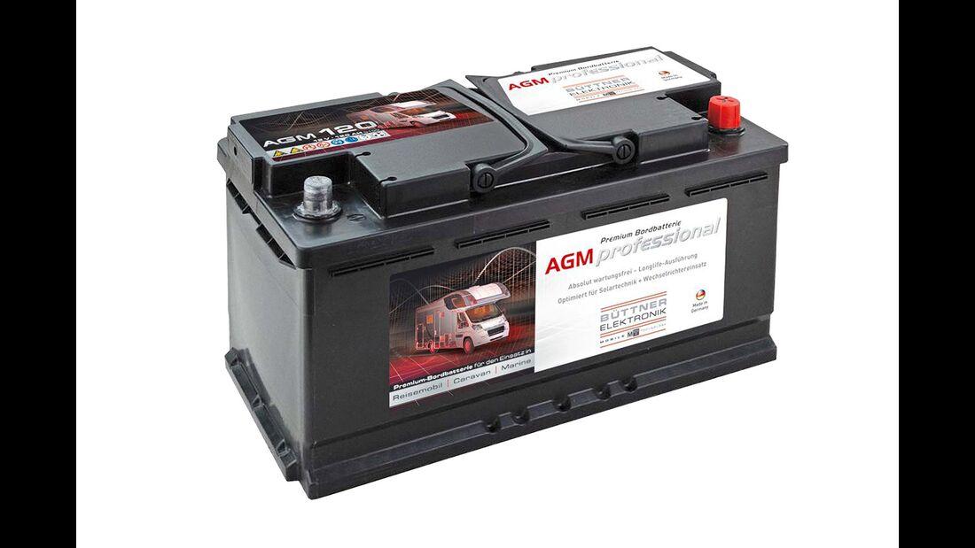 AGM-Batterie