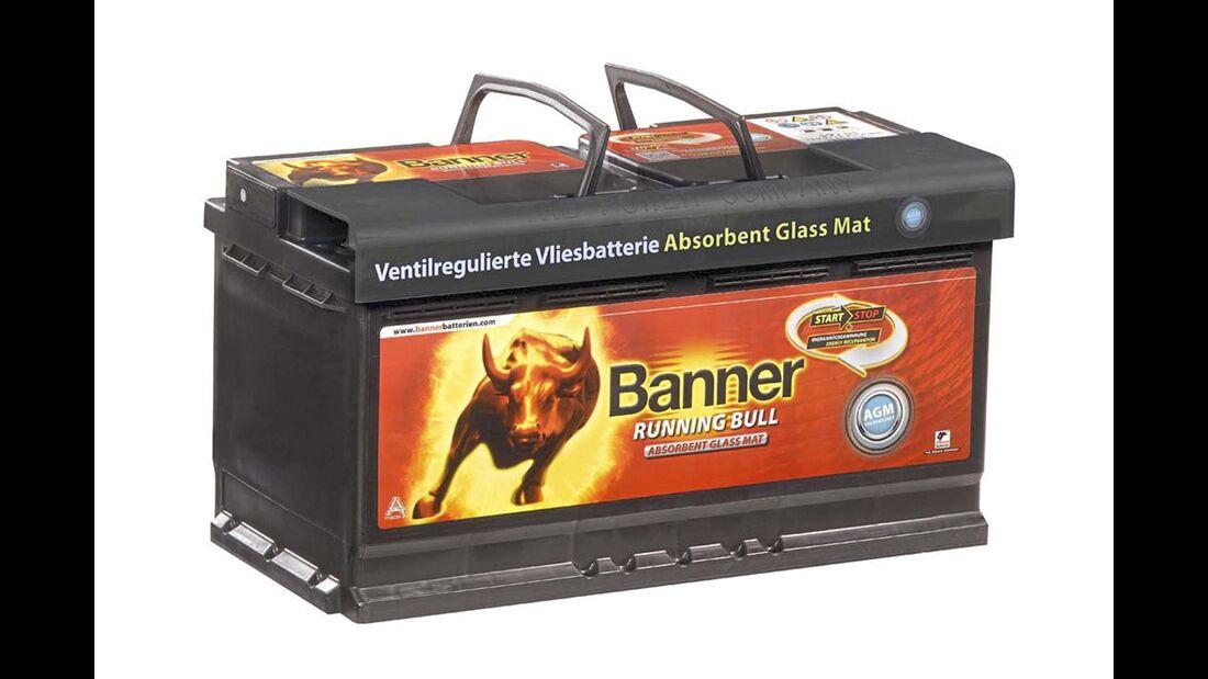 AGM-Batterien Banner