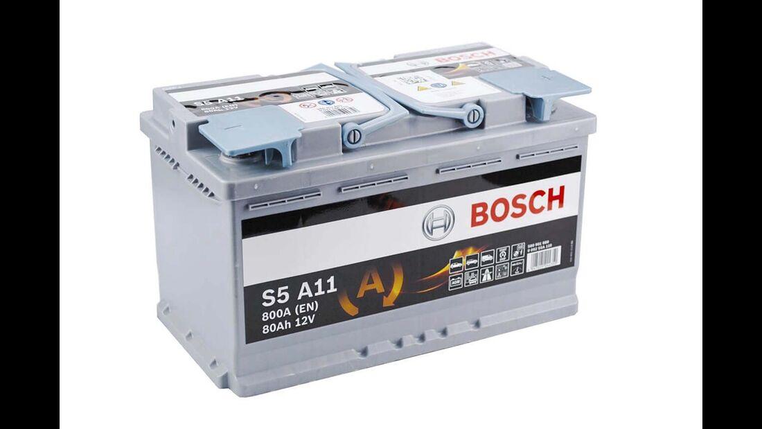 AGM-Batterien Bosch