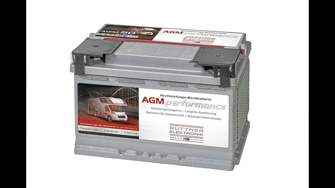 AGM-Batterien Büttner