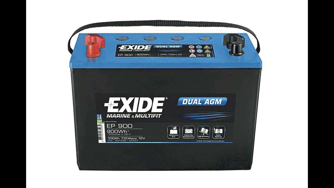 AGM-Batterien Exide