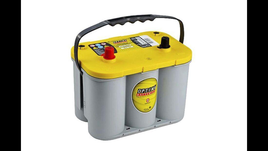 AGM-Batterien Optima