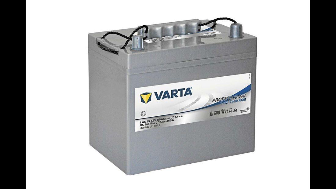 AGM-Batterien Varta