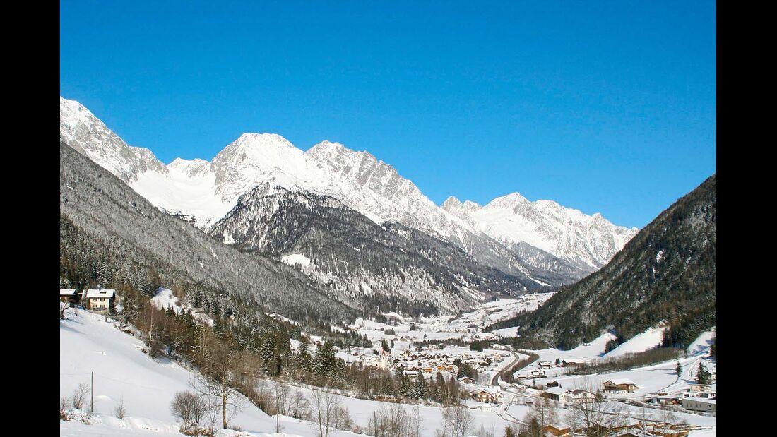 ANTHOLZ Das Tal zwischen Dolomiten und Riesenfernergruppe ist bekannt für seine erfolgreichen Langläufer und Biathleten.