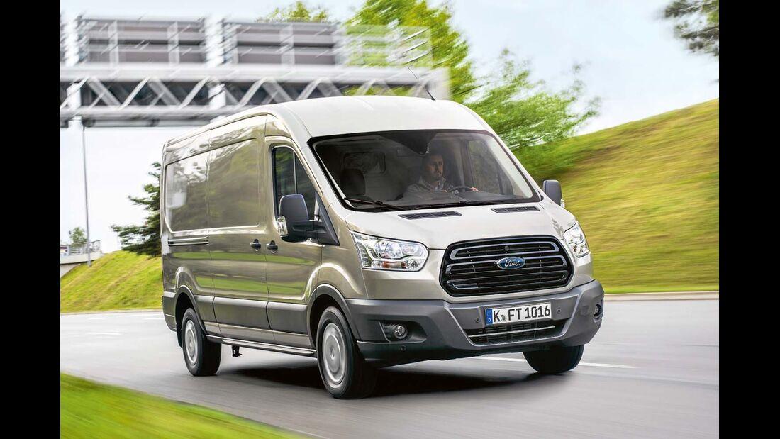 Ab September gilt auch für leichte Nutzfahrzeuge die Euro-6-Abgasnorm.