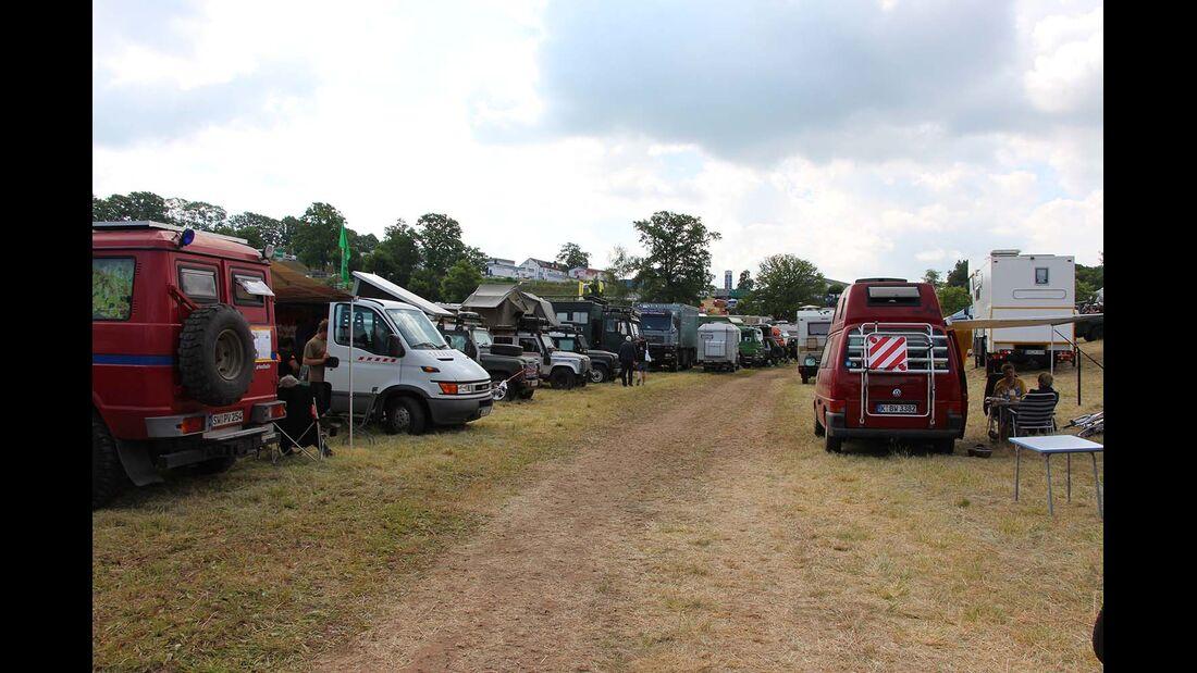 Abenteuer Allrad Camp