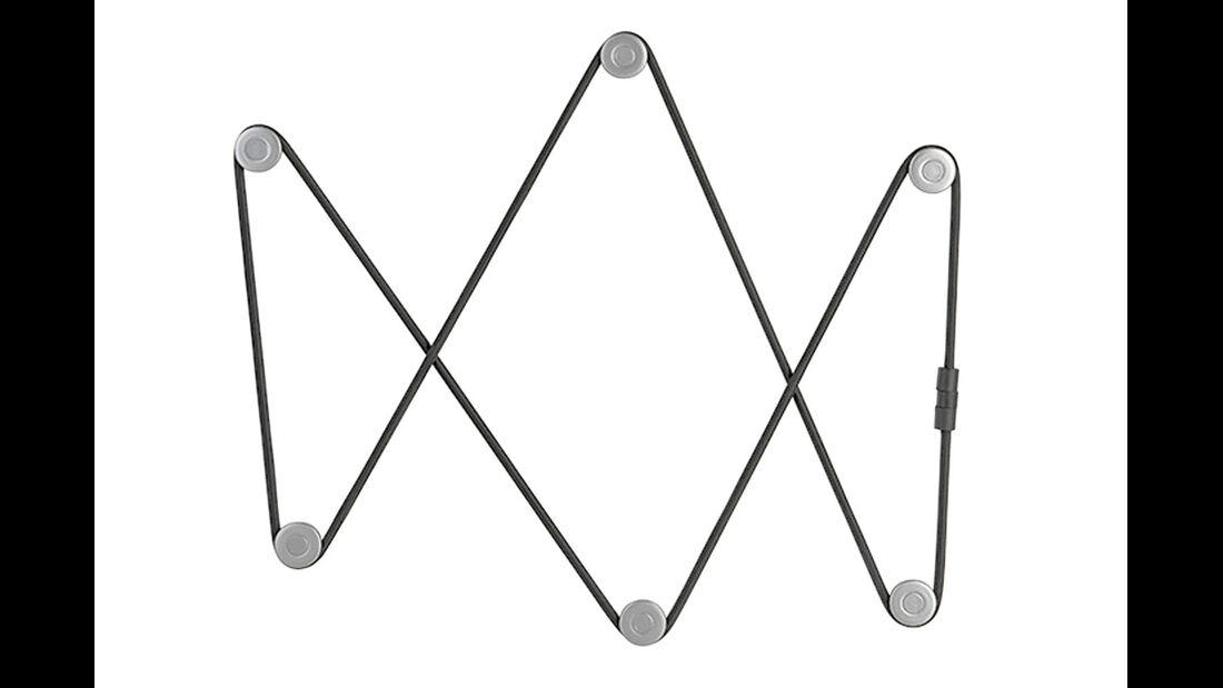 Abspannsystem von Reimo