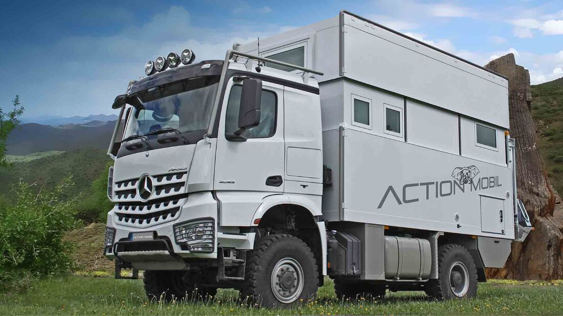 Action Mobil Arcos 4x4