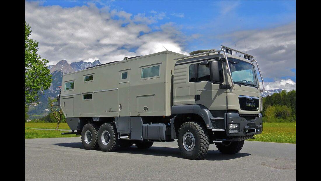 Action Mobil Globecruiser 7500 family