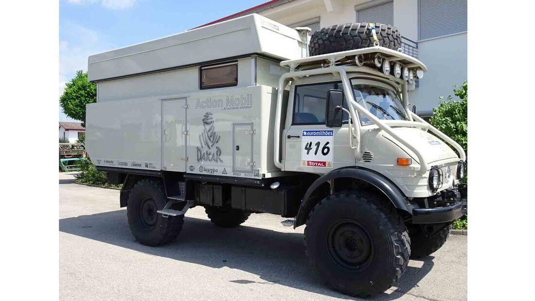 Action Mobil Unimog 416