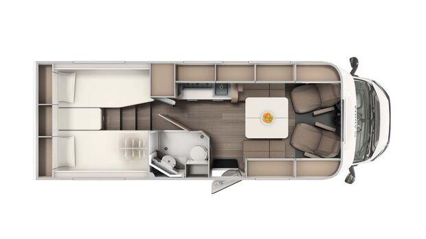 Adria Compact Plus DL (2020)