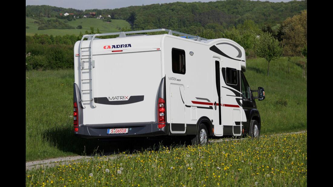 Adria Matrix 680 SP