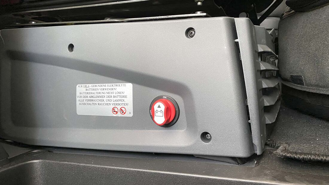 Adria Twin 640 SGX