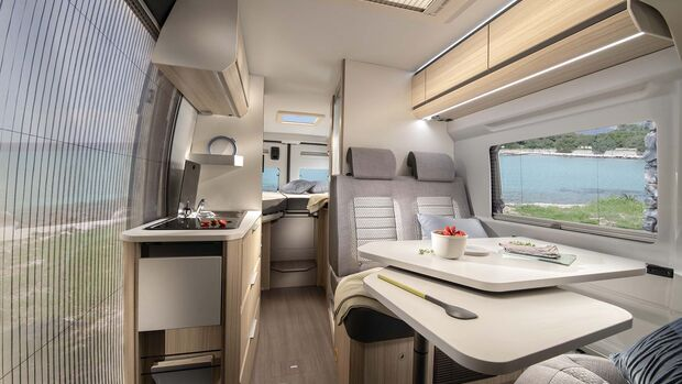 Adria Twin Axcess 640 SL