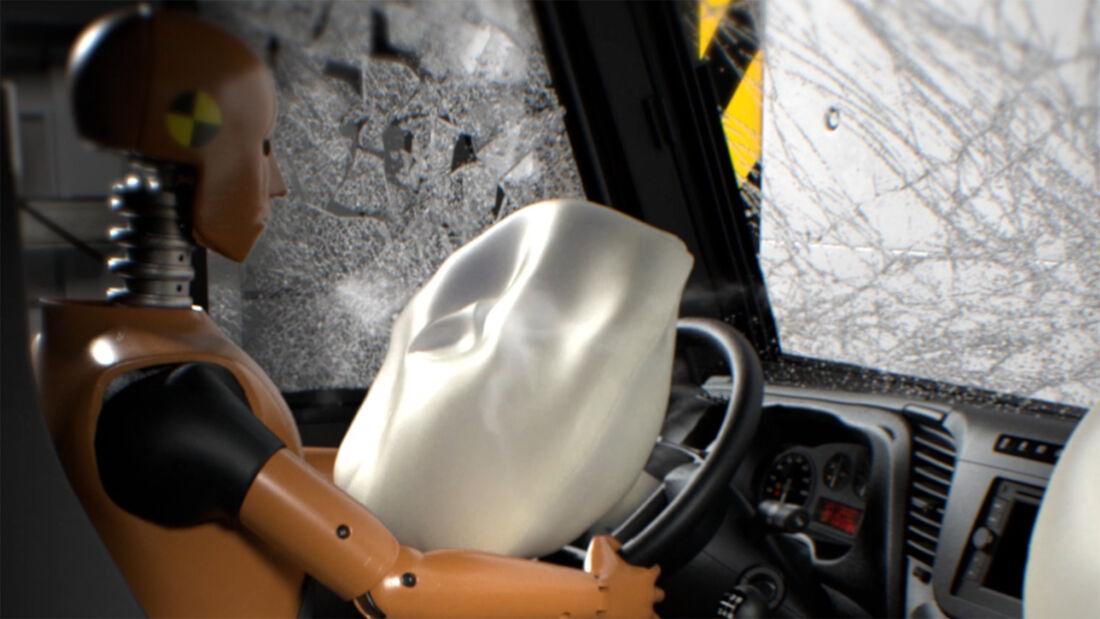 Advertorial Niesmann + Bischoff Liner mit Airbags