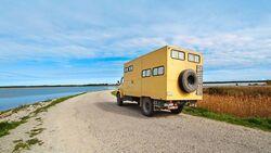 Afrika-Tour mit Expeditionsmobil