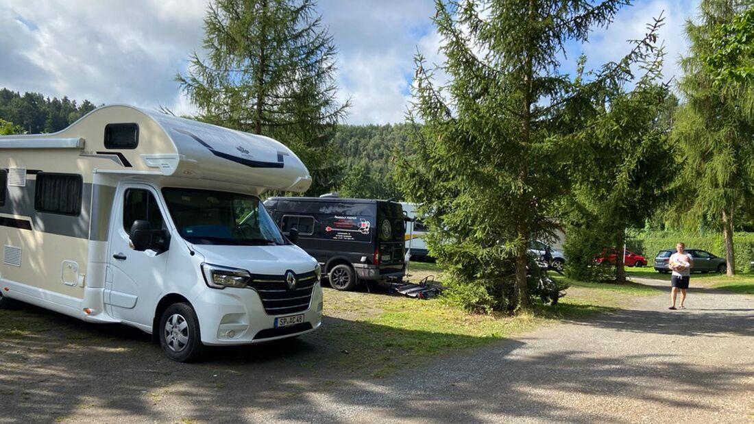 Ahorn Camp Canada AS