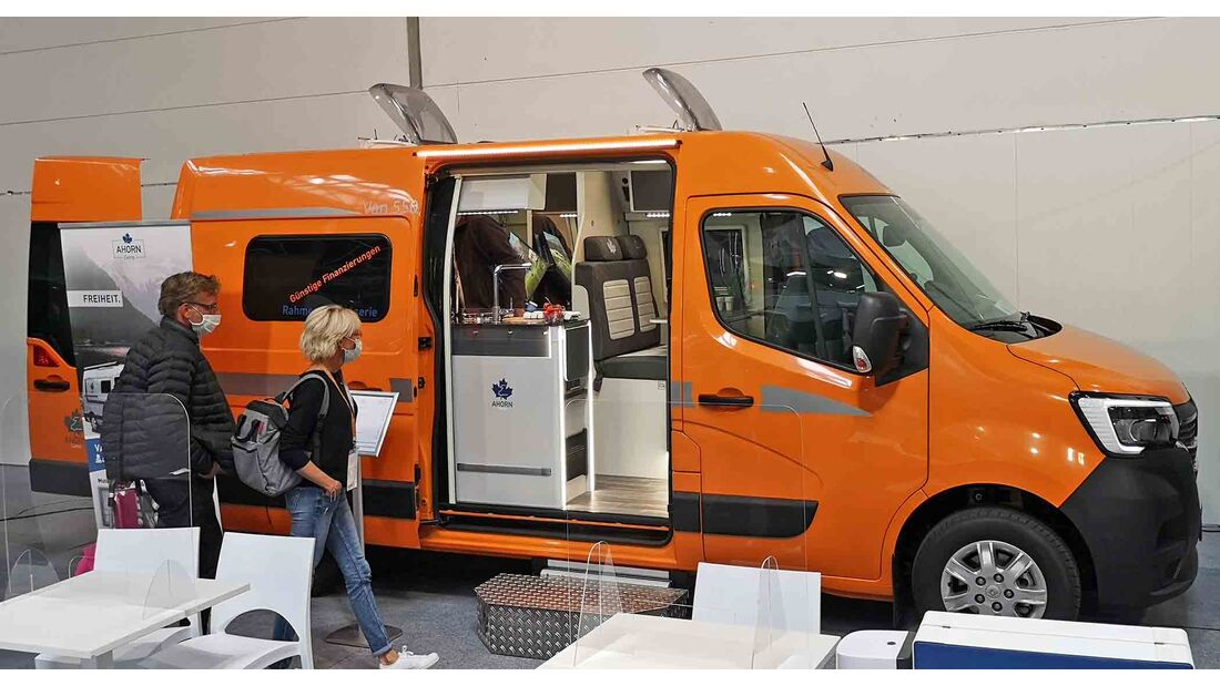 Ahorn Camp City Van (2021)