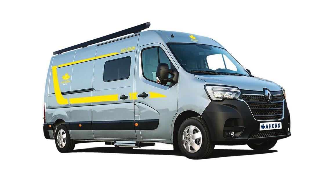Ahorn Camp Van 550 (2022)