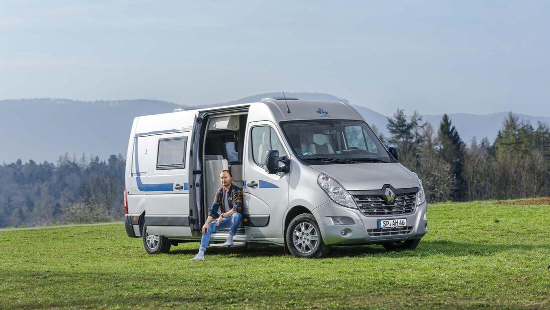 Ahorn Camp Van 620
