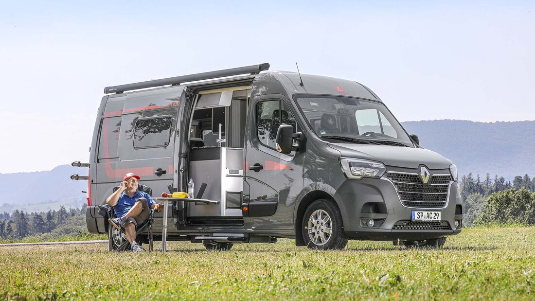 Ahorn Camp Van 620 (2021)