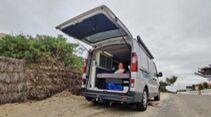Ahorn Camp Van City Dauertest