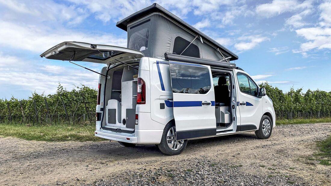Ahorn Camp Van big City (2022)