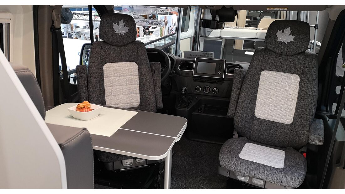 Ahorn Van 620 New Edition (2020)