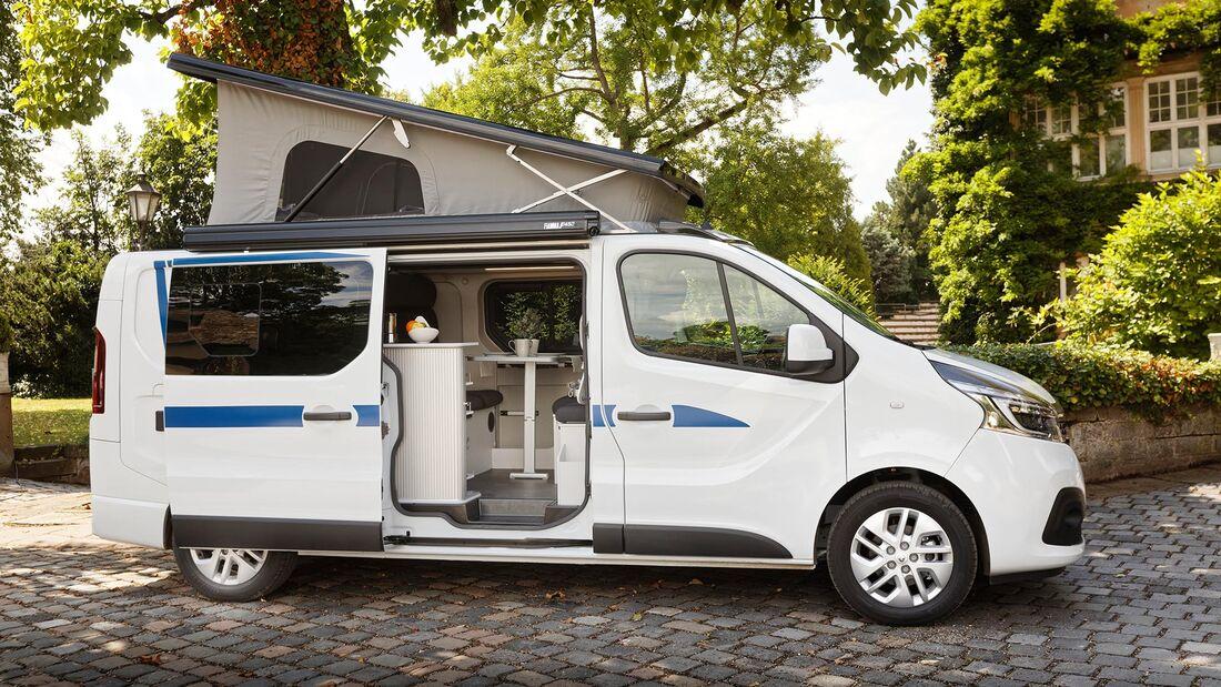 Ahorn Van Camp Big City (2022)