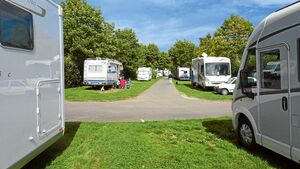 Aire de Camping-Cars Les Ilots