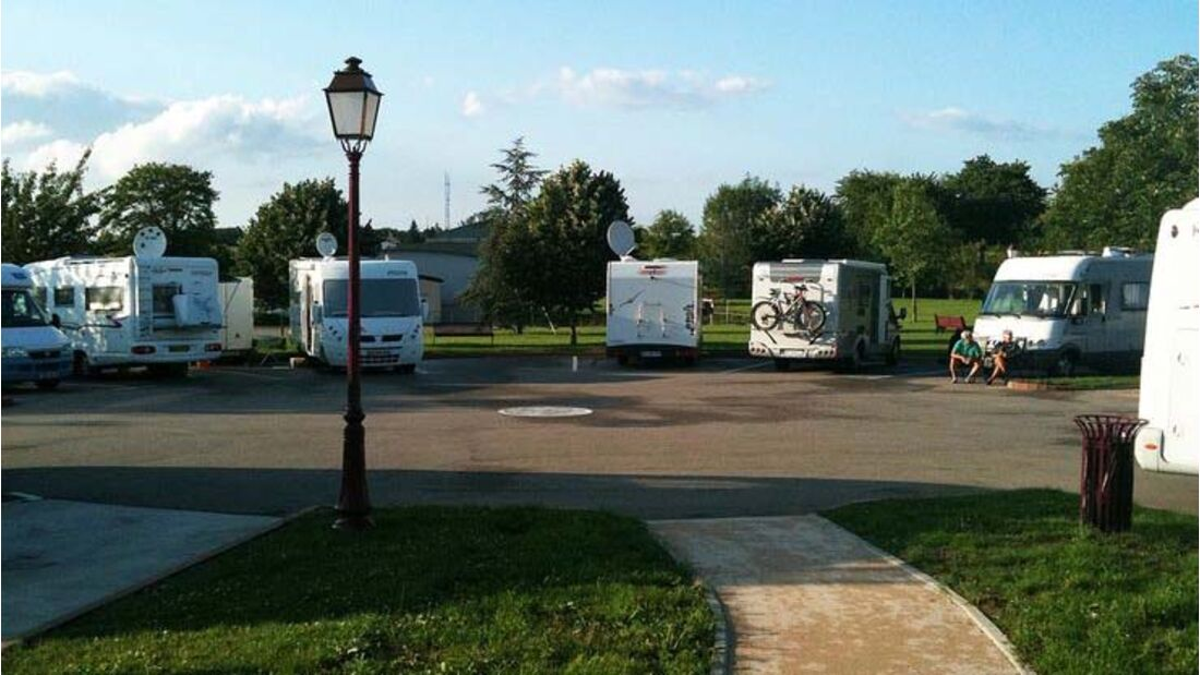 Aire de Camping-cars Zone du Fevry