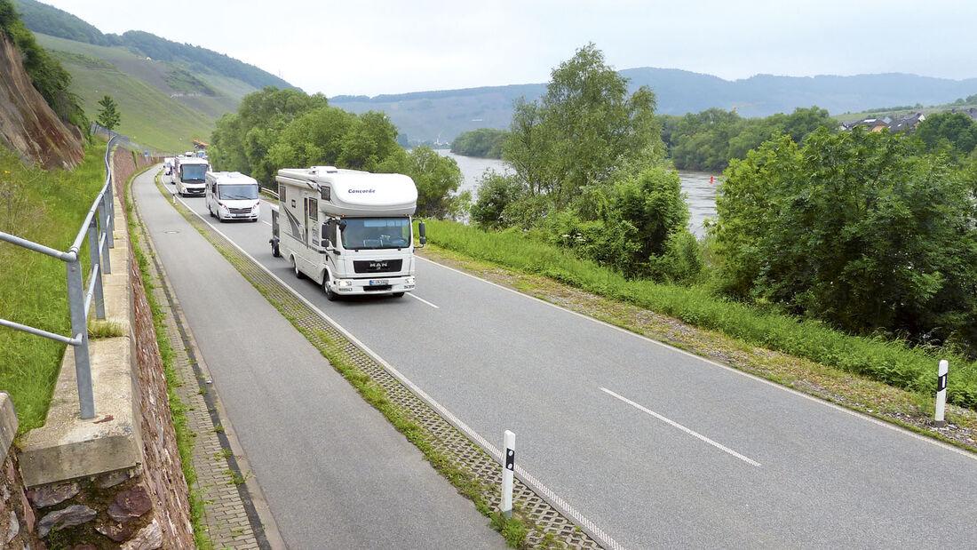 Aktion: Technik-Caravane