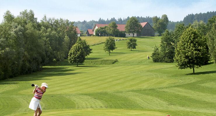 Aktion: promobil-Golf-Cup